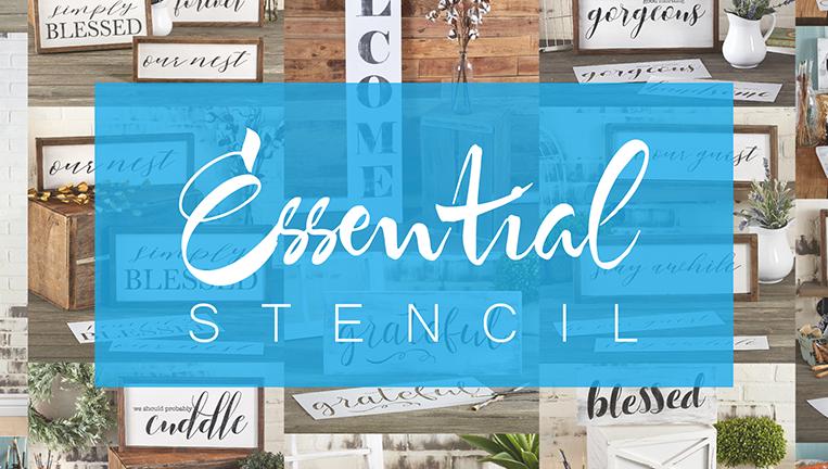 Essential Stencil